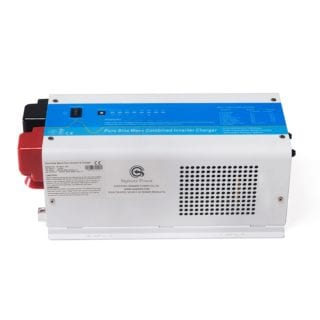 12V Inverter Charger Pure Sine Wave 600W to 5000W