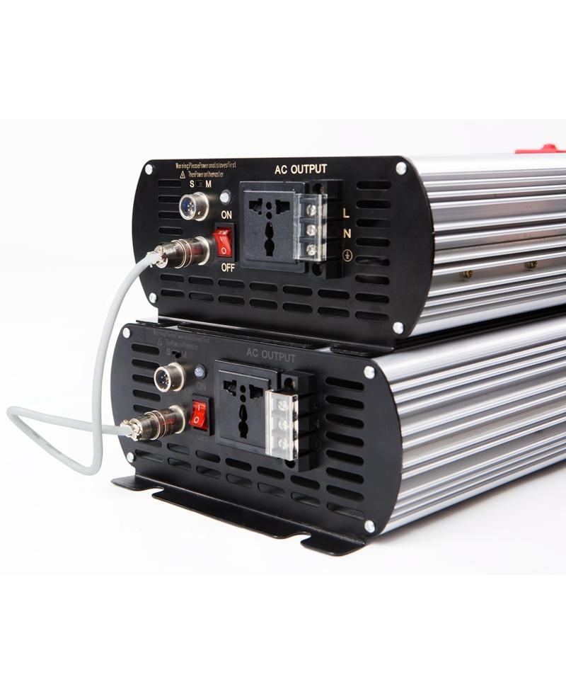 12v To 220v Sinusoidal Inverter 2000w Electronic Power