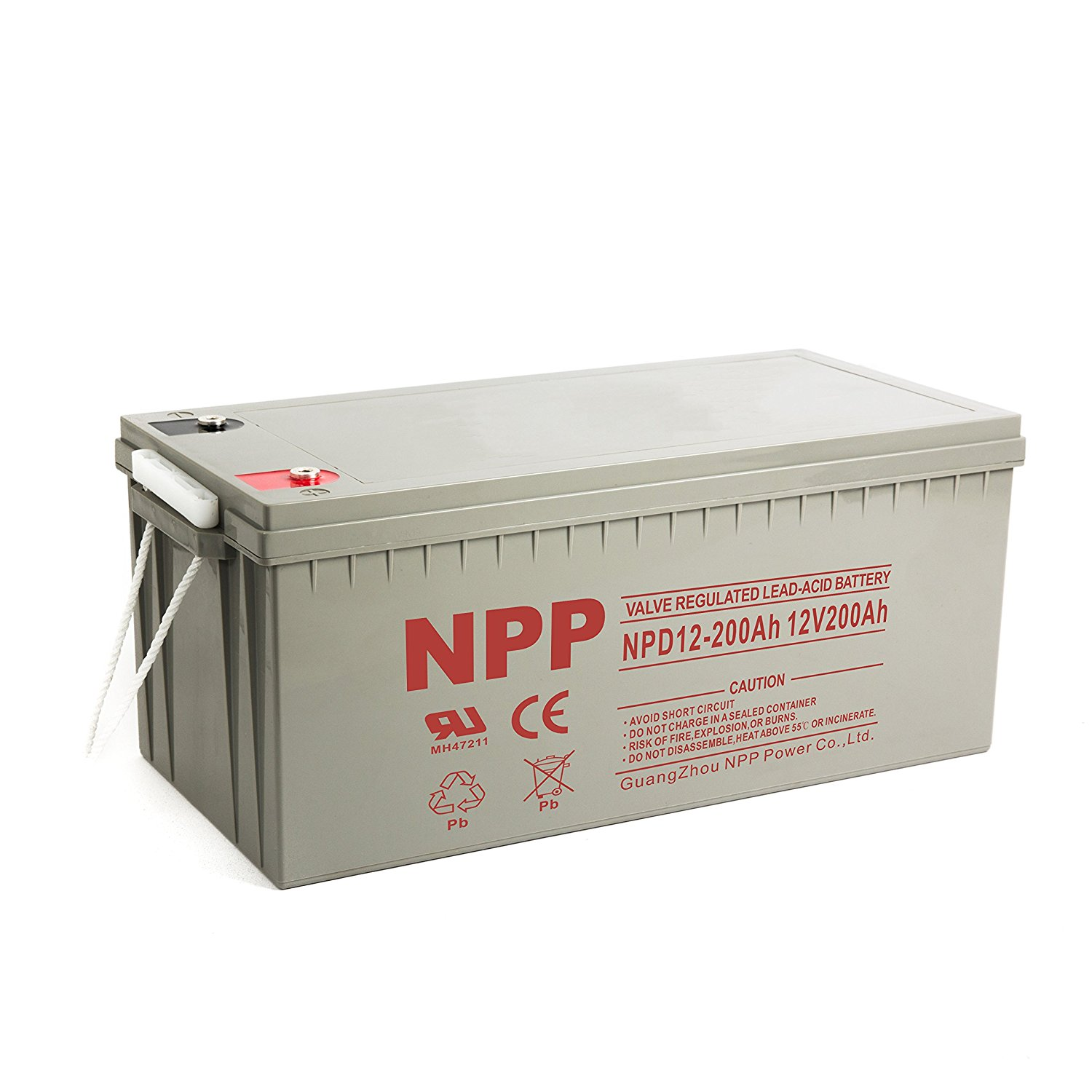 NPP-Battery-Rechargeable-Sealed-Lead-Acid-GEL-Deep-Cycle-Battery-NP-Power