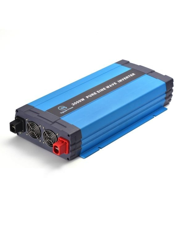 3000 Watt 12V to 100V 110V 120V Pure Sine Wave Power Inverter with Remote Switch Panel (1)